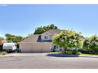 Washougal Single Family Home For Sale: 1342 43rd Ct