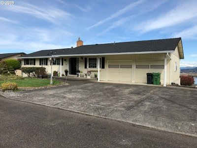 Columbia City Single Family Home For Sale: 1800 8th St