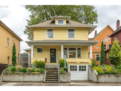 Single Family Home For Sale: 3116 N Vancouver Ave