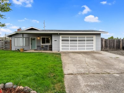 Hillsboro, Forest Grove Single Family Home For Sale: 1523 Willamina Ave