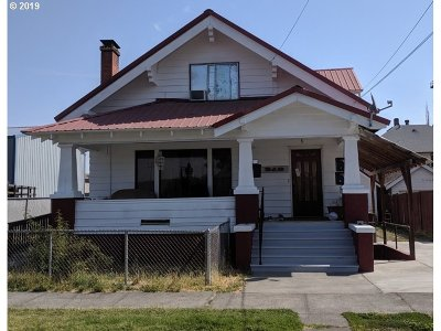 Pendleton Multi Family Home For Sale: 218 SW 3rd St