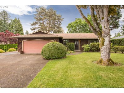 Wilsonville, Canby, Aurora Single Family Home For Sale: 1340 N Juniper St