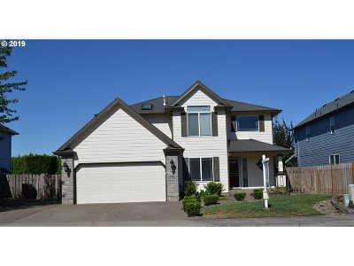 Canby Single Family Home Pending: 791 S Ponderosa St