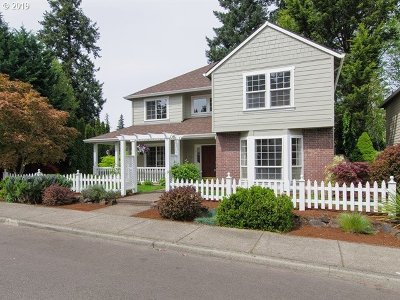 Tigard Single Family Home For Sale: 7510 SW Ashford St