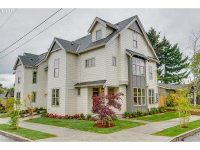 Portland Condo/Townhouse For Sale: 6312 NE 11th Ave