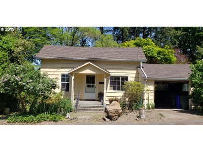 Oregon City Single Family Home For Sale: 611 3rd St