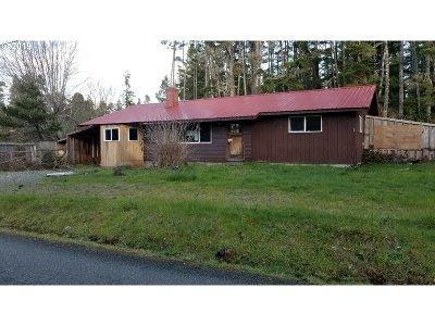 Bandon Single Family Home For Sale: 55699 Prosper Jct Rd