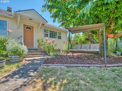Junction City Single Family Home For Sale: 850 Greenwood St
