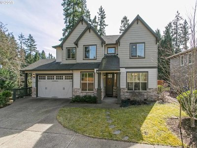 Lake Oswego Single Family Home For Sale: 5554 Luce Ln
