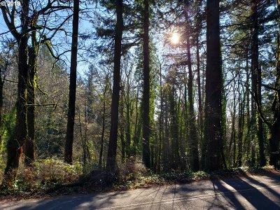 Portland Residential Lots & Land For Sale: 4920 SW Hewett Blvd