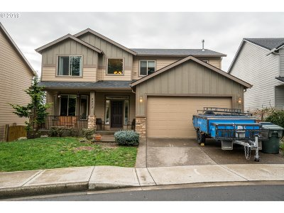Washougal Single Family Home For Sale: 2573 48th St