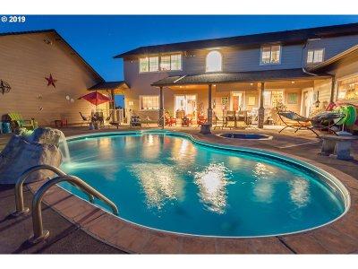 Junction City Single Family Home For Sale: 93966 Dorsey Ln
