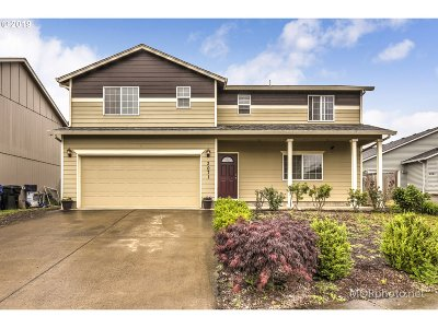 Salem Single Family Home Pending: 3071 Tierra Dr