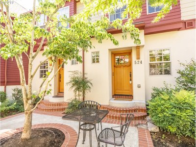 Lake Oswego Condo/Townhouse For Sale: 524 2nd St