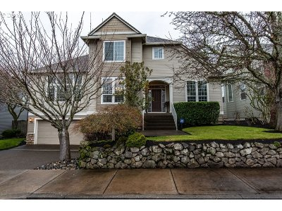 Tigard Single Family Home For Sale: 16121 SW Hazeltine Ln