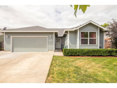Mcminnville Single Family Home For Sale: 433 SW West Hills Dr