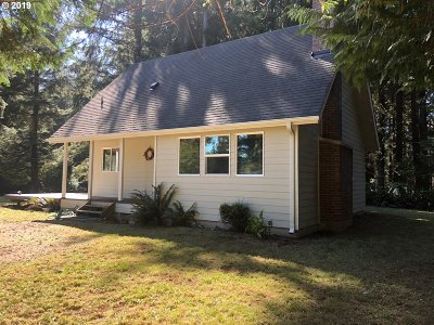 Brookings Single Family Home For Sale: 20567 N Hwy 101