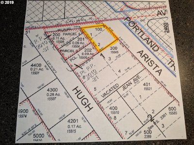 Milwaukie Residential Lots & Land For Sale: SE Arista Dr