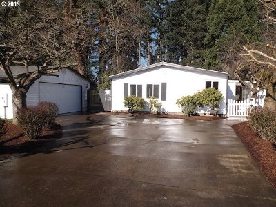 Woodburn Single Family Home Pending: 1559 Willow Ave