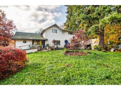 Oregon City Single Family Home For Sale: 14714 Redland Rd