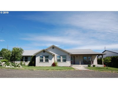 Umatilla County Single Family Home For Sale: 257 W Lincoln St