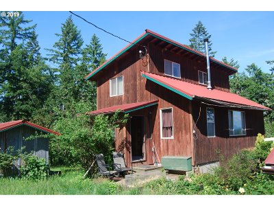 Eugene Single Family Home For Sale: 32523 Dillard Rd