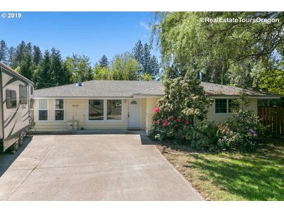 Tigard Single Family Home For Sale: 9660 SW Lewis Ln