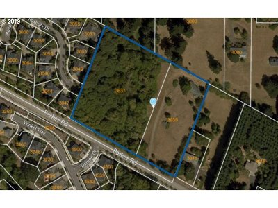 Clackamas County, Washington County, Multnomah County Residential Lots & Land For Sale: 3637 Parker Rd