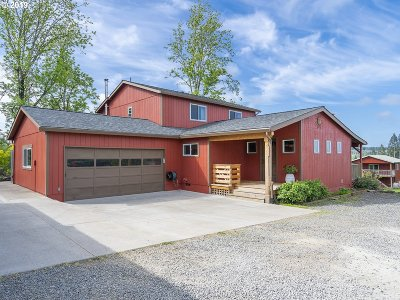 Estacada Single Family Home For Sale: 21125 S Jubb Rd