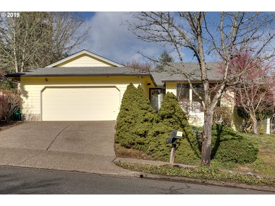 Beaverton Single Family Home For Sale: 13885 SW Tennessee Ln