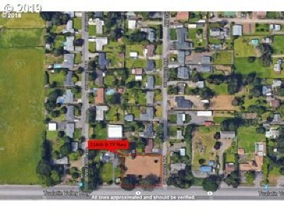 Hillsboro, Forest Grove, Cornelius Residential Lots & Land For Sale: NW 336th Ave