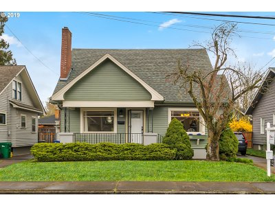 Single Family Home For Sale: 3016 NE 57th Ave NE