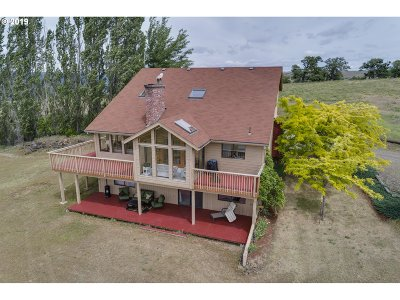 Lyle Single Family Home For Sale: 170 Oda Knight Rd