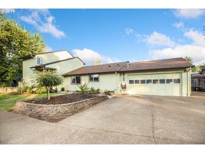 Junction City, Harrisburg Single Family Home For Sale: 460 Timothy St