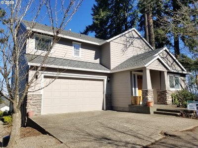 Beaverton Single Family Home For Sale: 18521 SW Mandy Ct