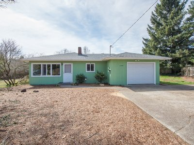 Eugene Single Family Home For Sale: 1070 Willa St