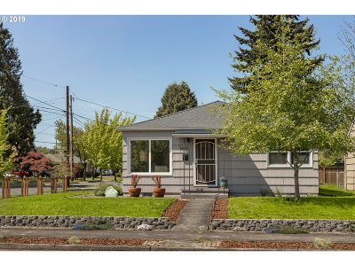 Single Family Home For Sale: 7607 N Williams Ave