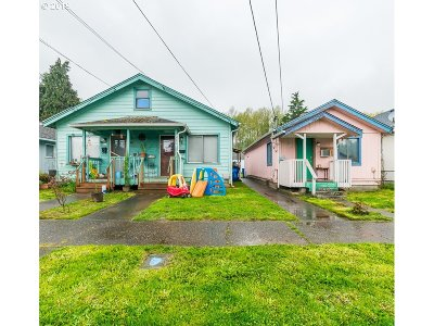Cowlitz County Multi Family Home For Sale: 813 N 1st Ave
