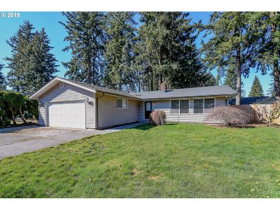 Clark County Single Family Home For Sale: 3212 NE 122nd Ave