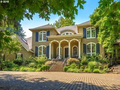 Lake Oswego Single Family Home For Sale: 3177 Stonebridge Way