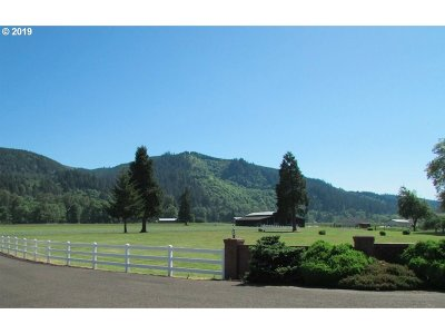 Springfield Residential Lots & Land For Sale: McKenzie Hwy #1600