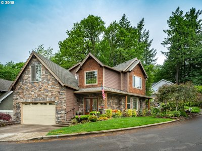 Wilsonville Single Family Home For Sale: 26717 SW Colvin Ln