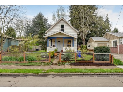 Single Family Home For Sale: 8619 N Hartman St