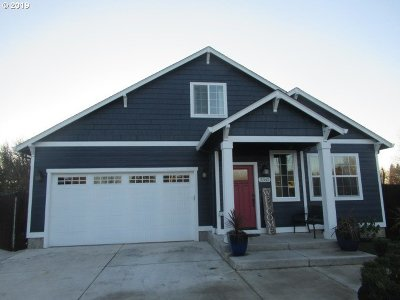 Springfield Single Family Home For Sale: 2342 Clear Vue Ln