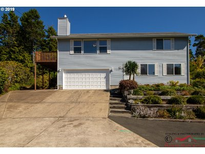 Single Family Home For Sale: 5410 Palisades Dr