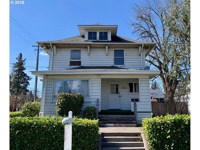Single Family Home For Sale: 4107 N Kerby Ave