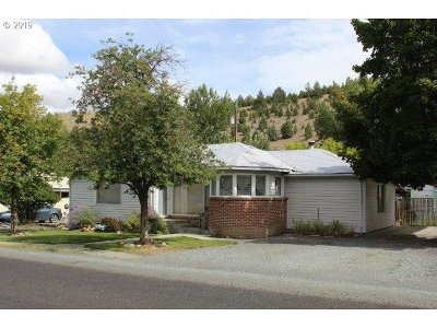 Grant County Single Family Home For Sale: 344 N Humbolt St