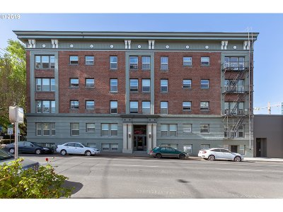 Condo/Townhouse For Sale: 1631 NW Everett St #400