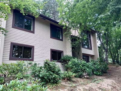 Eugene Single Family Home For Sale: 2718 Timberline Dr