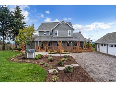 Hillsboro Single Family Home For Sale: 16370 SW 321st Pl